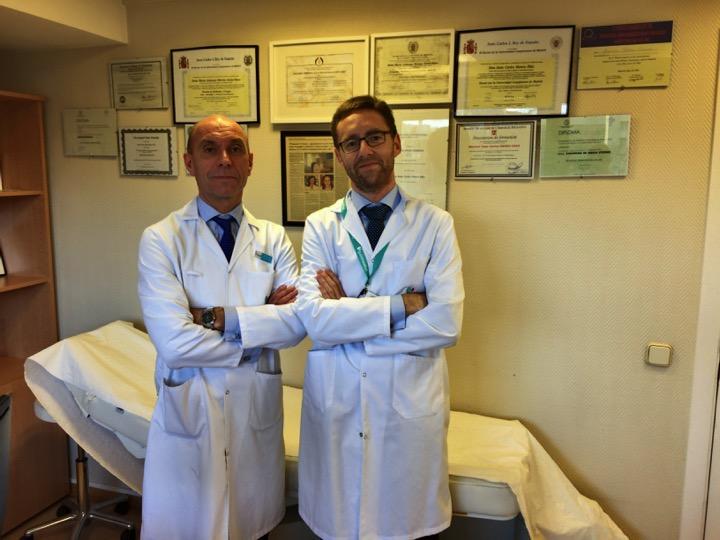El Dr. Joaquín Gómez se incorpora al equipo de cirugía del Hospital Rúber Juan Bravo