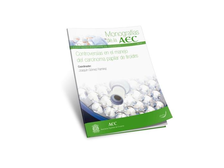 Publicada la monografía de la AEC sobre cáncer de tiroides.